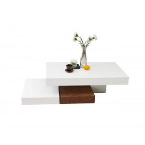 Boston Coffee Table White
