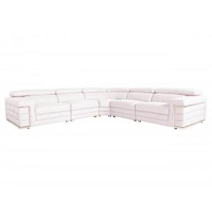 Petra Corner Suite White