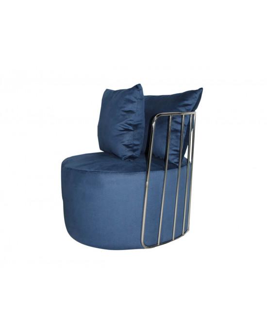 Azania Leisure Chair Silver Frame