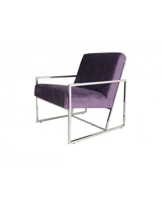 Fiero Leisure Chair Purple