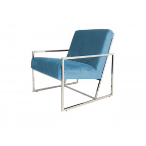 Fiero Leisure Chair Blue