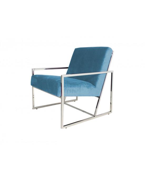 Fiero Leisure Chair Blue