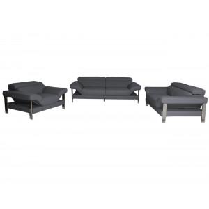 Levita Lounge Suite Dark Grey