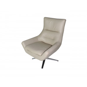 Accent Occasional Chair Beige