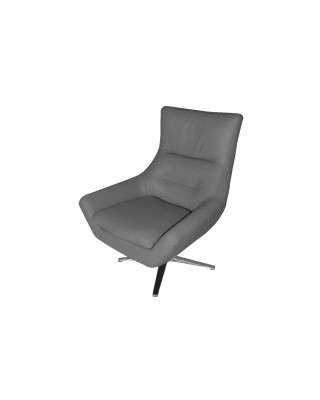 Accent Occasional Chair Grey