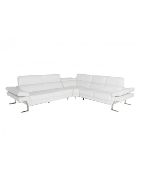 Jovia Corner Suite White