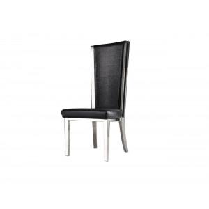 Bulgarie Chair Black