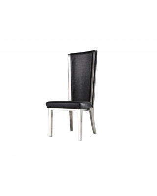 Bulgarie Chair Black