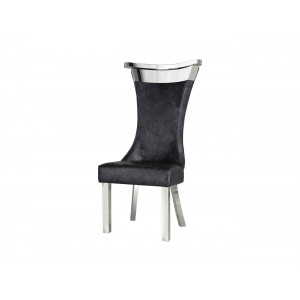 Alyssa Chair Black