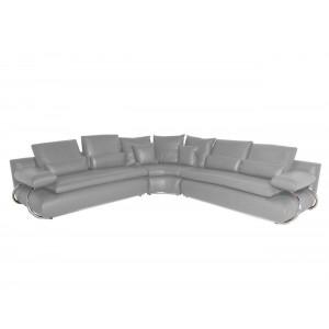 Adelina Corner Suite Light Grey