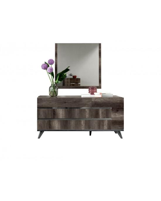 Medea Dresser and Mirror