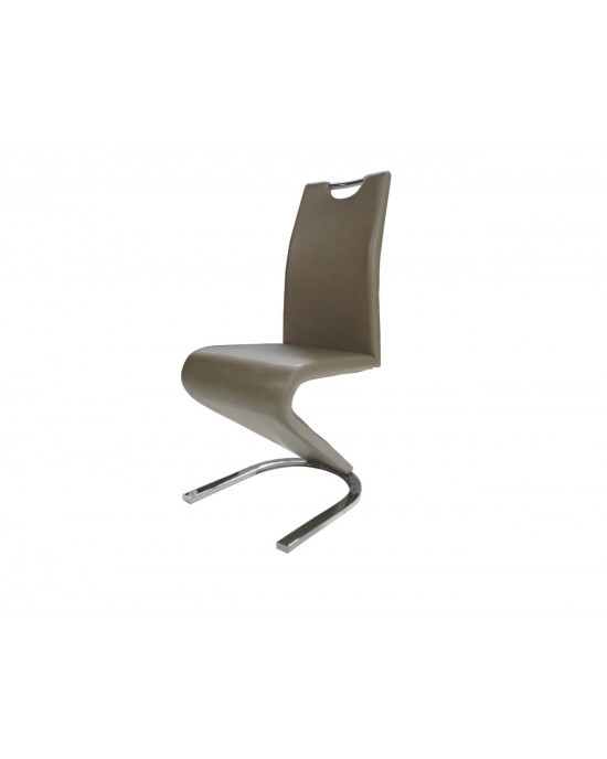 Z Chair Brown