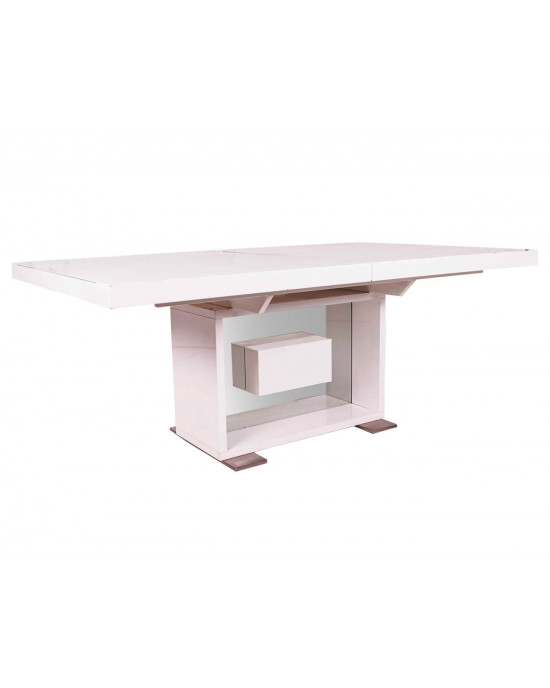 Boston Dining Table White