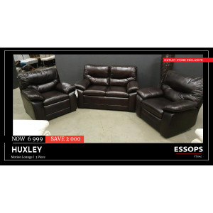 Huxley 3Piece Lounge Suite Motion