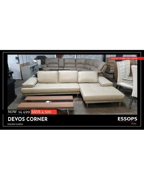 Devos Corner | Full Genuine Leather