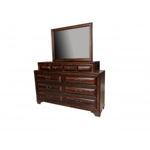 Sterling  Dresser and Mirror