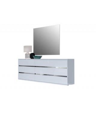 GEO Dresser And Mirror