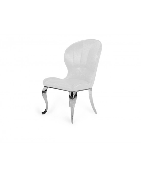 Jade Dining Chair White