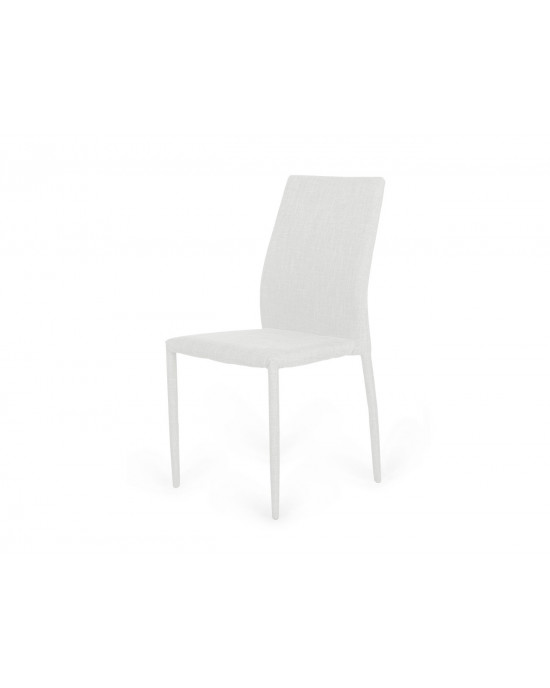 Fab Dining Chair Cream
