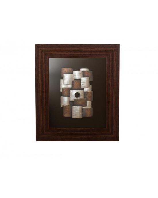 MY7363-0015/A Framed Object Art