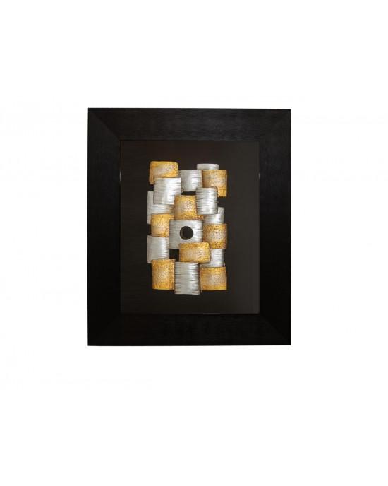 MY7363-0014/A Framed Object Art