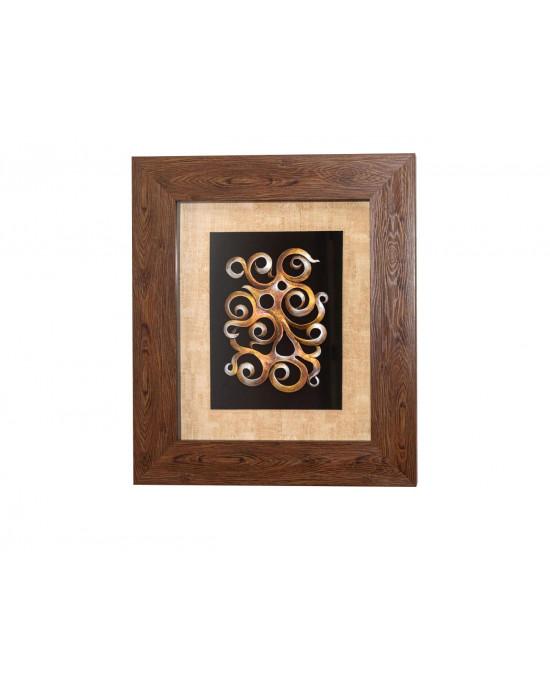 MY7363-0095/A Framed Object Art