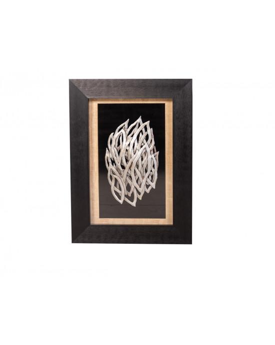MY8563-0009/A Framed Object Art