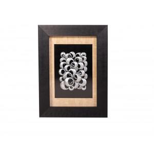 MY8563-0008/A Framed Object Art