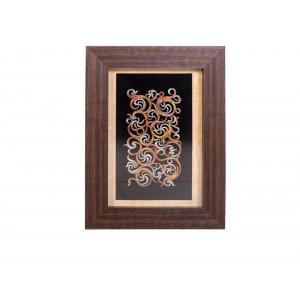 MY8563-0014/A Framed Object Art