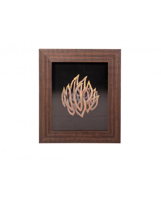 MY7363-0033/A Framed Object Art