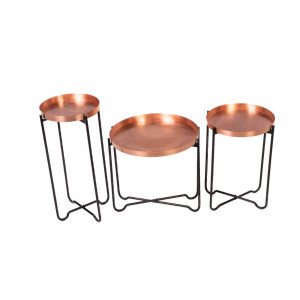 Tiya Set Of 3 Side Tables