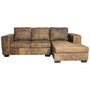 Galaxy Corner Suite Full Genuine Leather