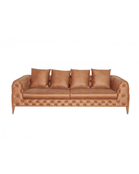 Vivaldi 2 Seater Tan