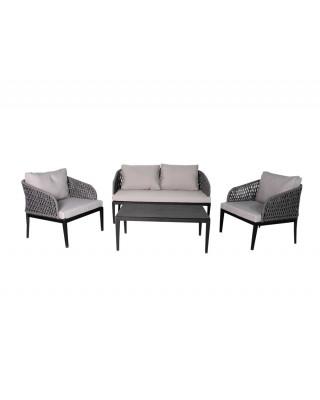 Astro 4Pce Outdoor Lounge Suite