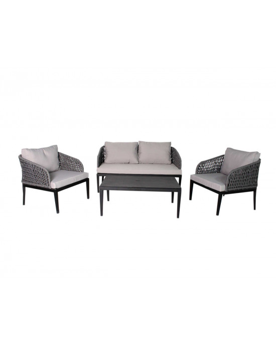Astro 4Pce Outdoor Lounge Suite
