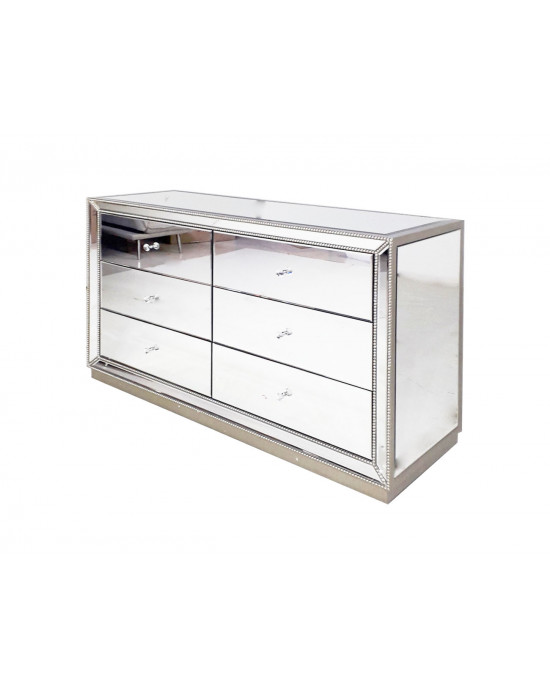 Aldo 6 Draw Dresser