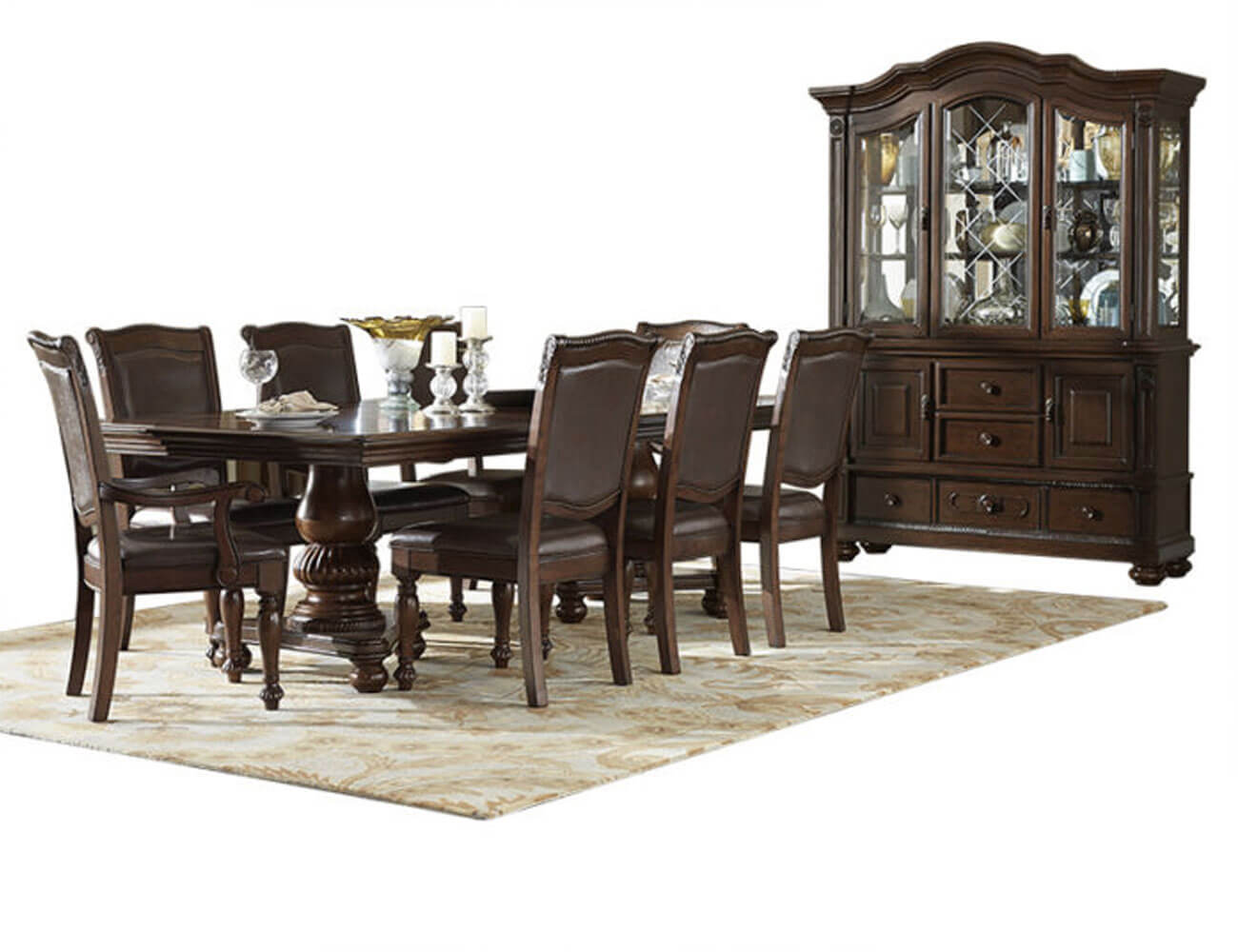 Lincoln 10pce Dining Room Suite