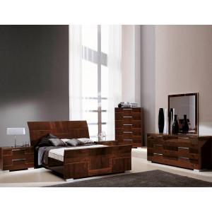 Pisa Bedroom Suite  (Queen)+ Free Dresser & Mirror