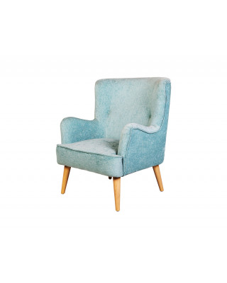 Omega Occasional Chair Blue