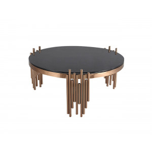 Coco Round Coffee Table