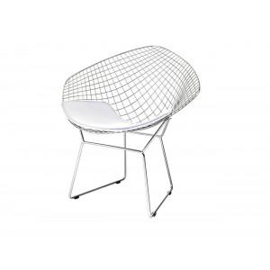 Mesh Chair White