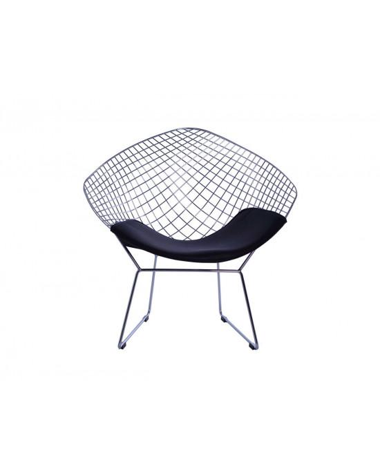 Mesh Chair Black