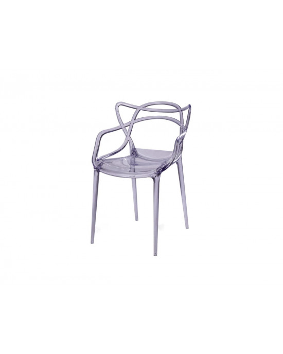 Snake Leisure Chair Clear