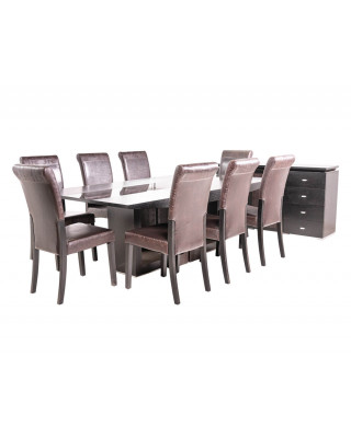 Benetton 10Pce Dining Room Suite