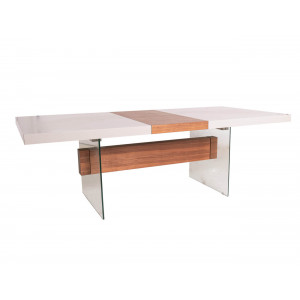 Houston Dining Table White