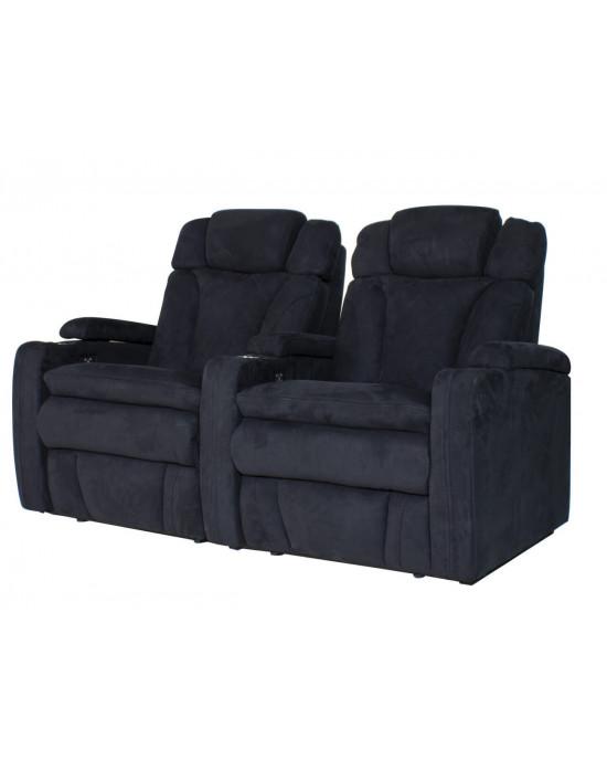 Bentayga 2 Seater Cinema Black