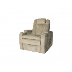 Bentayga Cinema Electric Motion Chair Nappa Stone 2 Arm