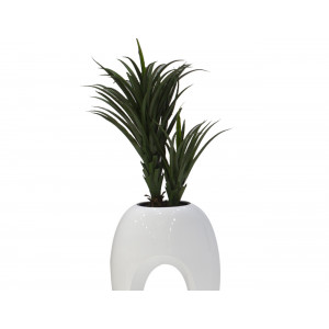 2 Head Agarve PLNT0012 In VP542 Tall Hole Urn