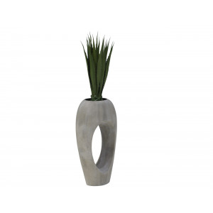 Giant Agarve PLNT1690 In VP542 Tall Hole Urn
