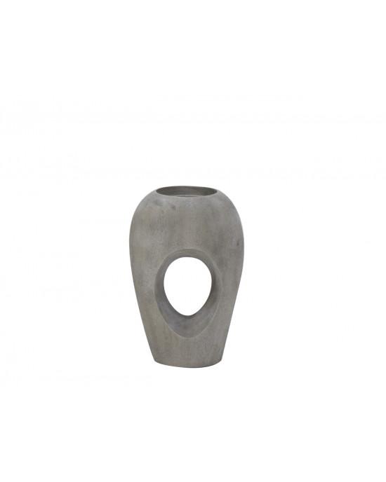 542 Hole Urn Stone